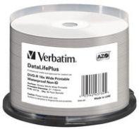 DVD-R 16x Wide Printable Waterproof No ID Brand