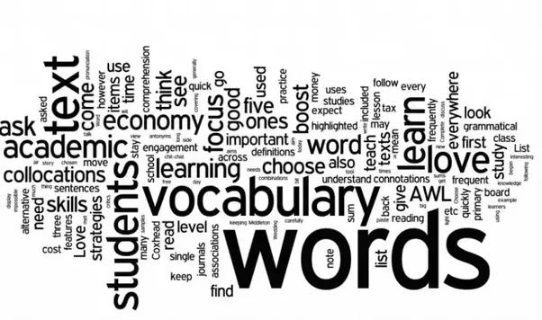 word words