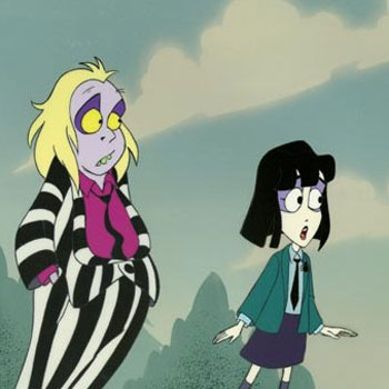 Beetlejuice The Complete Animated Series Gets a 12Disc