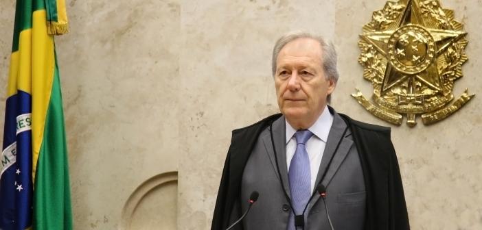 STF Ministro Ricardo Lewandowski