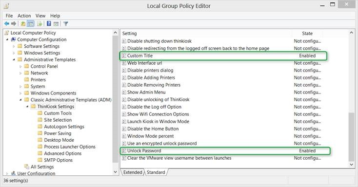 how to set a custom launch command on exe