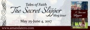 The Secret Slipper by Amanda Tero: Blog Tour + Spotlight + Giveaway: Uniquely Lovely Fairytale Retelling