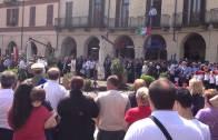 2 giugno   Vercelli, Piazza Cavour