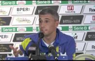 Hernan Crespo, prima di Modena-Pro Vercelli