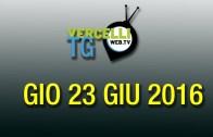 TG – Gio 23 giu 2016