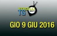 TG – Gio 9 giu 2016