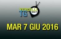 TG – Mar 7 giu 2016