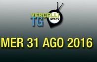 TG – Mer 31 Ago 2016
