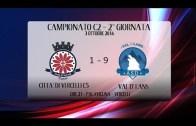 C5: Citta di Vercelli – Val D' Lans  1-9, Campionato 2a