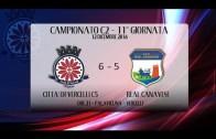 C5: Città di Vercelli – Real Canavese  6-5