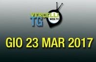 TG – Gio 23 Mar