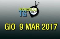 TG – Gio 9 Mar 2017