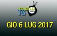 TG – Gio 6 Lug 2017
