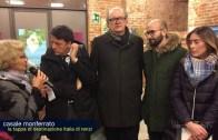La tappa casalese di Matteo Renzi col suo Destinazione Italia