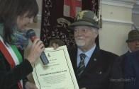 Vercelli: cittadinanza onoraria all'Associazione Nazionale Alpini