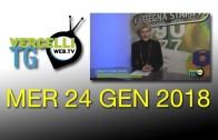 TG – Mer 24 Gen 2018
