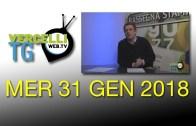 TG – Mer 31 Gen 2018