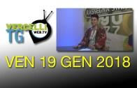 TG – Ven 19 Gen 2018