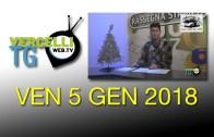 TG – Ven 5 Gen 2018