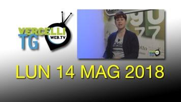 TG – Lun 14 Mag 2018