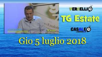 TG Estate – Gio 5 Lug 2018