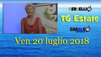 TG Estate – Ven 20 Lug 2018