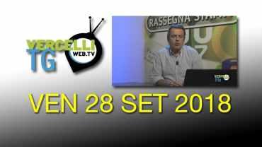 TG – Ven 28 Set 2018