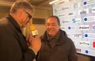 Pro Vercelli-Alessandria 1-1: Massimo Secondo, presidente Pro Vercelli