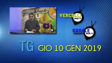 TG – Gio 10 Gen 2019