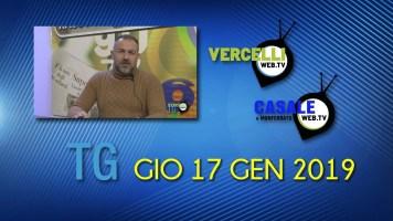 TG – Gio 17 Gen 2019