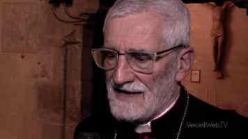 """Mons.Arnolfo: """"Sant'Andrea 800 anni di dialogo"""""""