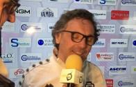 Pro Vercelli – Pisa 1-2: Vito Grieco, allenatore Pro Vercelli