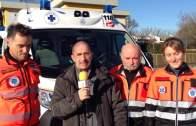 Vercelli: una ambulanza in ricordo dei genitori
