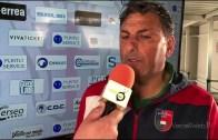 Pro Vercelli – Gozzano 1-0: Antonio Soda, allenatore Gozzano