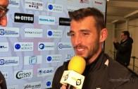 Pro Vercelli – Virtus Entella 0-0: Umberto Germano, centrocampista Pro Vercelli