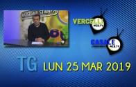 TG – Lun 25 Mar 2019