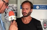 Pro Vercelli – Pianese 2-0: Alberto Gilardino, allenatore Pro Vercelli