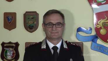 Vercelli: Ginacarlo Carraro nuovo comandante del Reparto Operativo dei CC