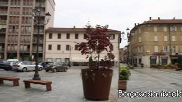 Borgosesia: riscaldamento anticipato… non serve l'ordinanza del Comune