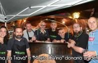 """Gattinara: donazioni per la comunità da """"La Travà"""" e """"Mojito DiVino"""""""