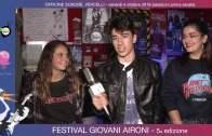 Giovani Aironi 2019 – Under Detection