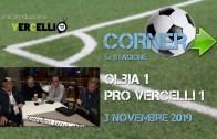 Corner 2019/2020, Olbia – Pro Vercelli 1-1