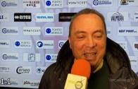 Pro Vercelli – Lecco 1-1: Massimo Secondo, presidente Pro Vercelli
