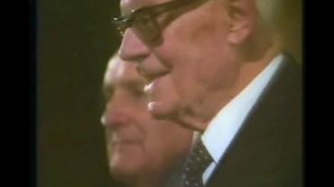 3 ottobre 1981: il Presidente Pertini in visita a Vercelli e Biella