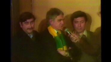 Inaugurazione del Club Gialloverde – Vercelli, 1981