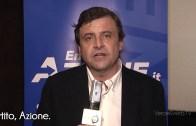 Vercelli: Carlo Calenda ha pesentato il suo nuovo partito, Azione