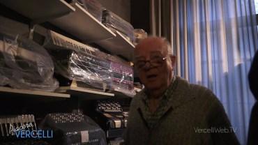 Vercelli: il ricordo di Giuseppe Ranco del regista Fiorenzo Bernasconi