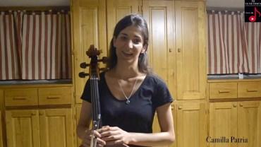 Camilla Patria | CHI BEN COMINCIA