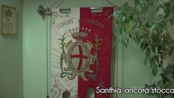 Santhià: ancora stoccati dispositivi di protezione individuale in comune