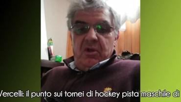 Vercelli: il punto sui tornei di hockey pista maschile di Paolo Gallione